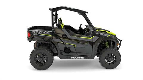 2017 Polaris General 1000 EPS SE in Tyrone, Pennsylvania