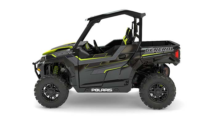 2017 Polaris General 1000 EPS SE in Rushford, Minnesota