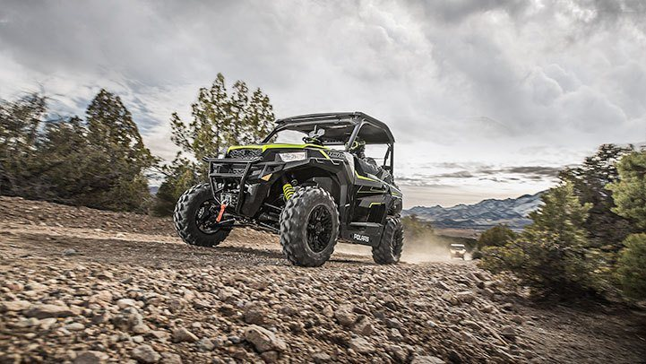2017 Polaris General 1000 EPS SE in Attica, Indiana - Photo 2