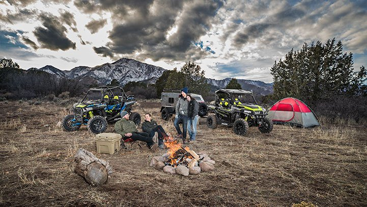 2017 Polaris General 1000 EPS SE in Centralia, Washington