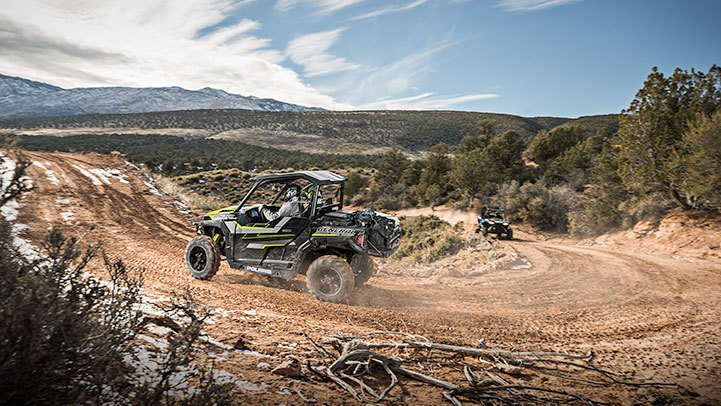 2017 Polaris General 1000 EPS SE in Pine Bluff, Arkansas