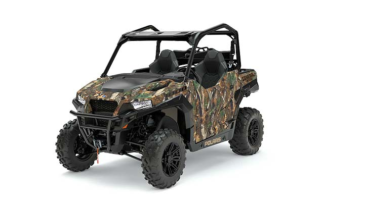 2017 Polaris General 1000 EPS SE in Springfield, Ohio