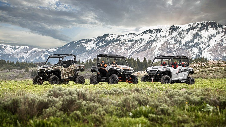 2017 Polaris General 4 1000 EPS in Gunnison, Colorado