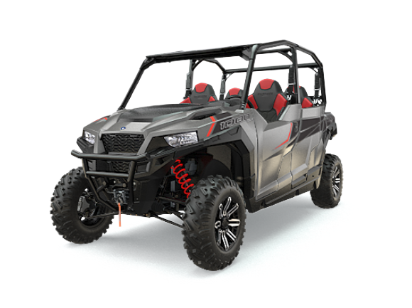 2017 Polaris General 4 1000 EPS in Roseville, California