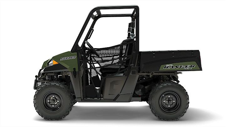 2017 Polaris Ranger 500 in Tampa, Florida