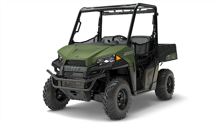 2017 Polaris Ranger 500 in Dimondale, Michigan