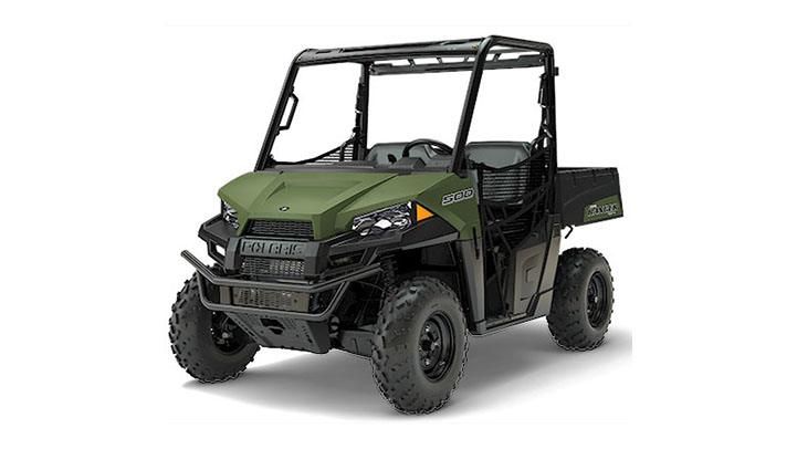 2017 Polaris Ranger 500 in Fleming Island, Florida