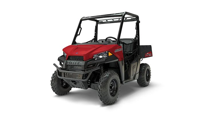 2017 Polaris Ranger 500 in Chanute, Kansas