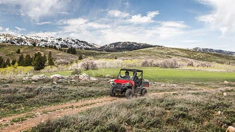 2017 Polaris Ranger 500 in Corona, California