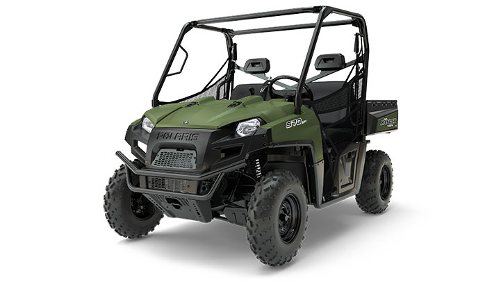 2017 Polaris Ranger 570 Full Size in Castaic, California