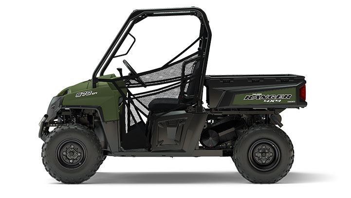 2017 Polaris Ranger 570 Full Size in Columbia, South Carolina - Photo 2