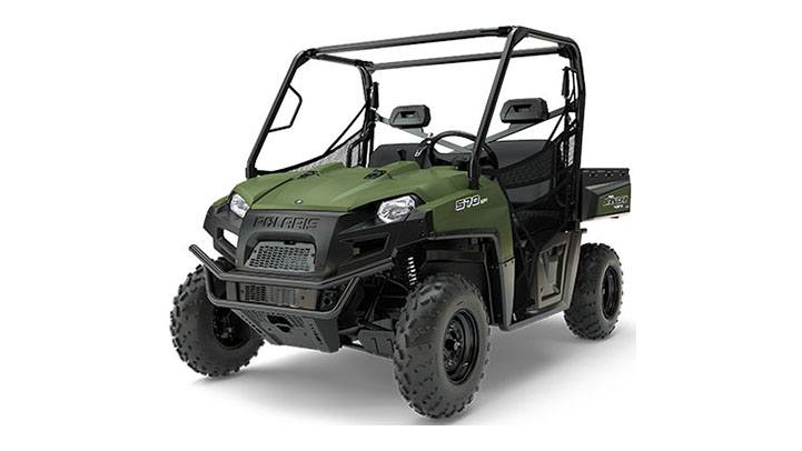 2017 Polaris Ranger 570 Full Size in Salinas, California