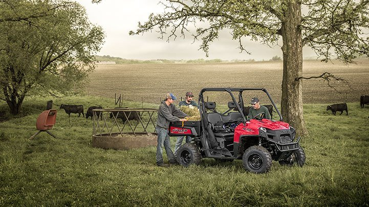 2017 Polaris Ranger 570 Full Size in Pierceton, Indiana
