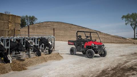 2017 Polaris Ranger 570 Full Size in Sanford, Florida - Photo 38
