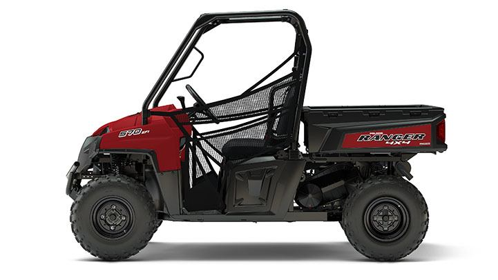 2017 Polaris Ranger 570 Full Size in Newport, Maine