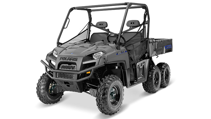 2017 Polaris Ranger 6X6 in Yuba City, California