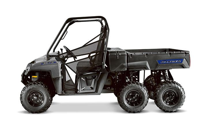 2017 Polaris Ranger 6X6 in Kansas City, Kansas