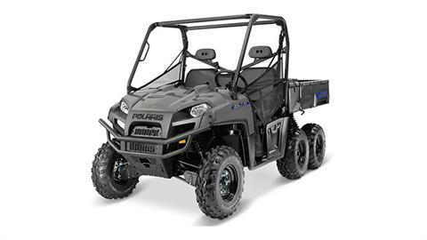 2017 Polaris Ranger 6X6 in Albemarle, North Carolina