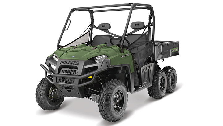 2017 Polaris Ranger 6X6 in Roseville, California