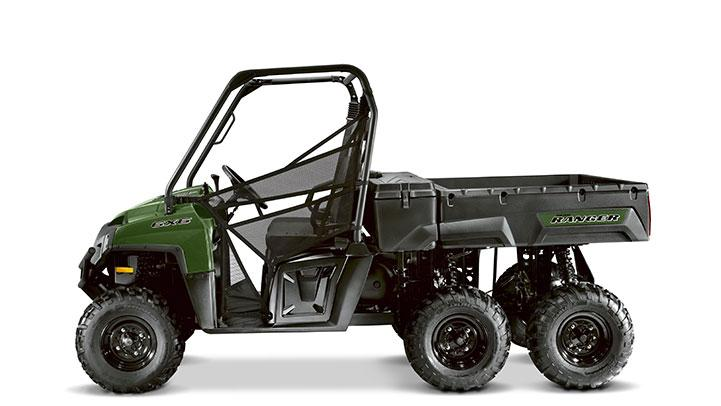 2017 Polaris Ranger 6X6 in Batavia, Ohio