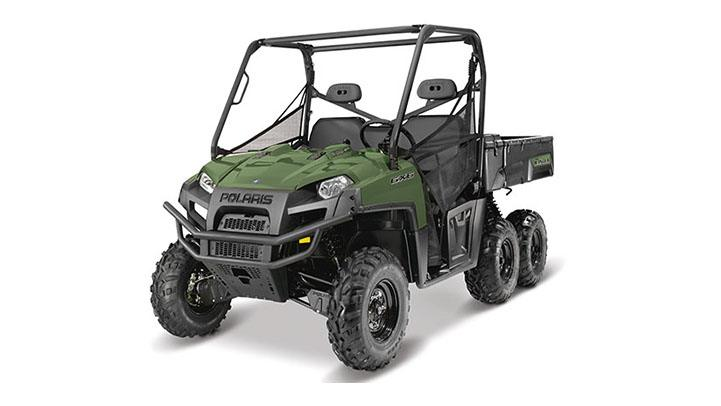 2017 Polaris Ranger 6X6 in Wytheville, Virginia