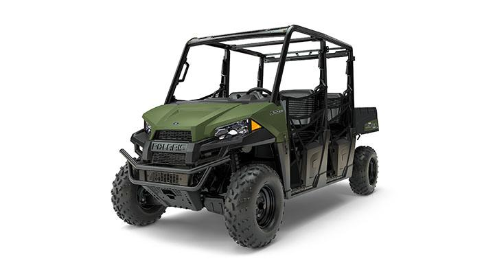 2017 Polaris Ranger Crew 570-4 in Elk Grove, California