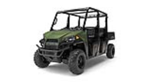 2017 Polaris Ranger Crew 570-4 in Brighton, Michigan