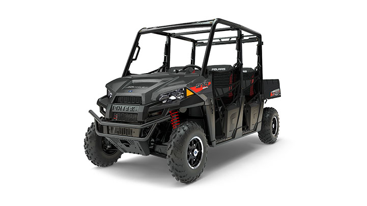 2017 Polaris Ranger Crew 570-4 EPS in Bigfork, Minnesota
