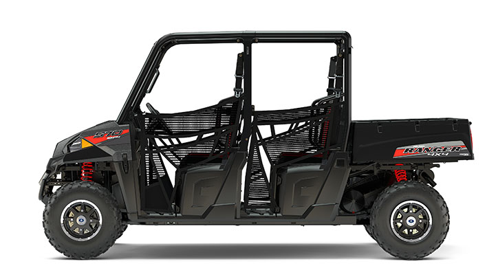 2017 Polaris Ranger Crew 570-4 EPS in Yuba City, California
