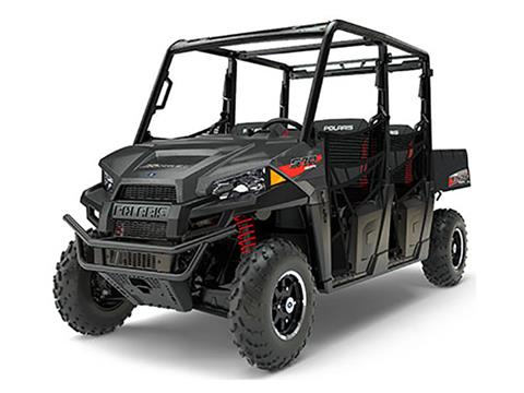 2017 Polaris Ranger Crew 570-4 EPS in Oak Creek, Wisconsin