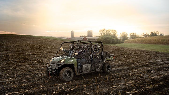 2017 Polaris Ranger Crew 570-6 in Lafayette, Louisiana