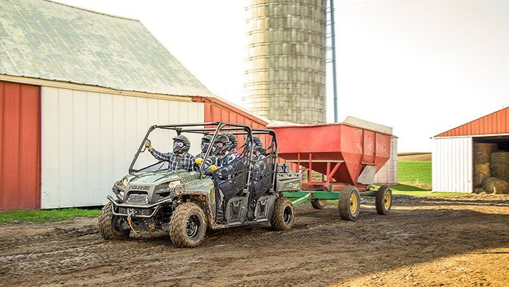 2017 Polaris Ranger Crew 570-6 in Iowa Falls, Iowa