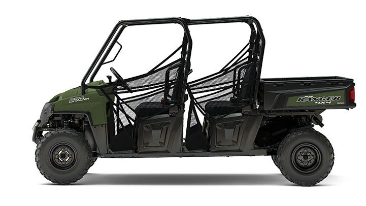 2017 Polaris Ranger Crew 570-6 in Albemarle, North Carolina