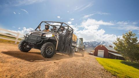2017 Polaris Ranger Crew XP 1000 in Rushford, Minnesota