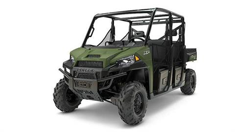 2017 Polaris Ranger Crew XP 1000 in Ukiah, California