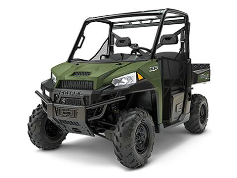 2017 Polaris Ranger Crew XP 1000 in Cambridge, Ohio