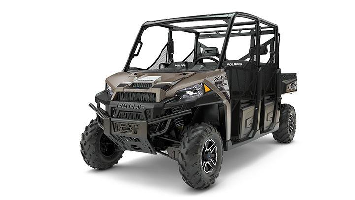 2017 Polaris Ranger Crew XP 1000 EPS in Redding, California