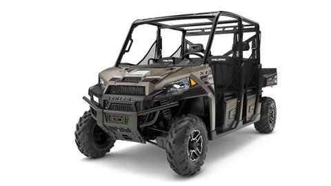 2017 Polaris Ranger Crew XP 1000 EPS in Dickinson, North Dakota