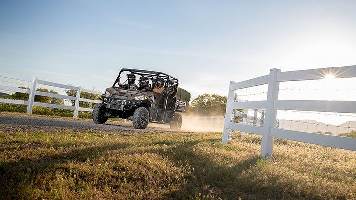 2017 Polaris Ranger Crew XP 1000 EPS in Wichita Falls, Texas