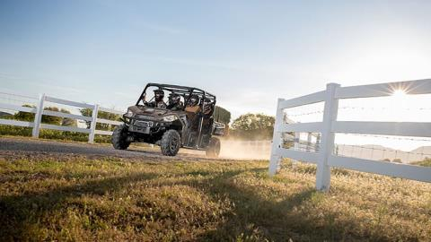 2017 Polaris Ranger Crew XP 1000 EPS in Barre, Massachusetts
