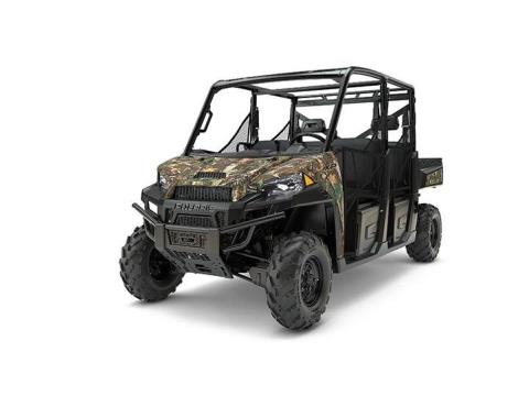2017 Polaris Ranger Crew XP 1000 EPS in Antlers, Oklahoma