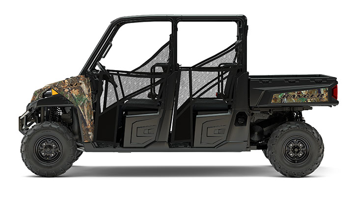 2017 Polaris Ranger Crew XP 1000 EPS in Lumberton, North Carolina