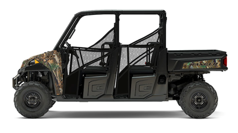 2017 Polaris Ranger Crew XP 1000 EPS in Sumter, South Carolina