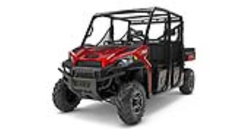 2017 Polaris Ranger Crew XP 1000 EPS in San Diego, California