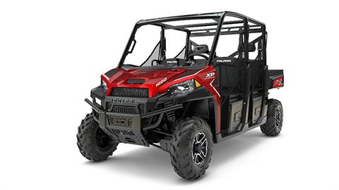 2017 Polaris Ranger Crew XP 1000 EPS in Oak Creek, Wisconsin