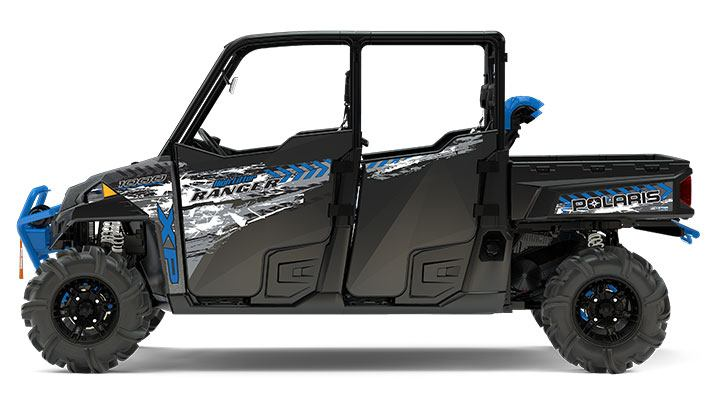 2017 Polaris Ranger Crew XP 1000 EPS High Lifter Edition in Adams, Massachusetts