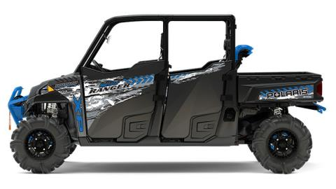 2017 Polaris Ranger Crew XP 1000 EPS High Lifter Edition in Amory, Mississippi