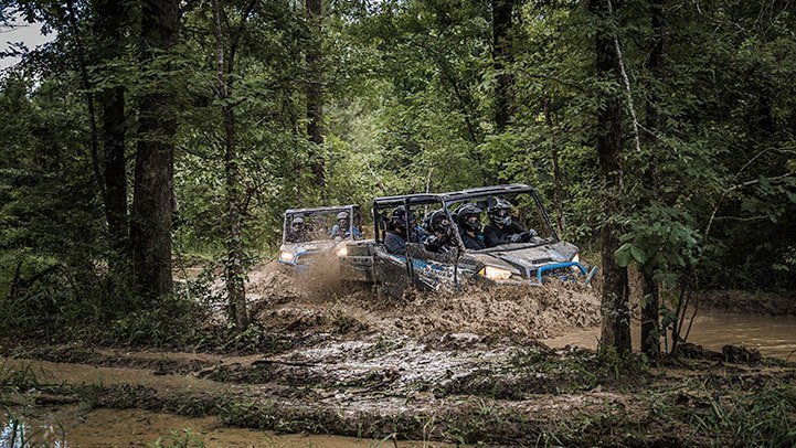 2017 Polaris Ranger Crew XP 1000 EPS High Lifter Edition in Huntington, West Virginia