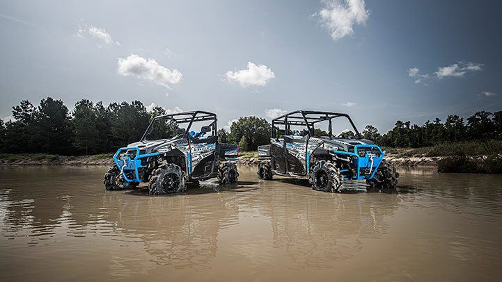 2017 Polaris Ranger Crew XP 1000 EPS High Lifter Edition in Attica, Indiana