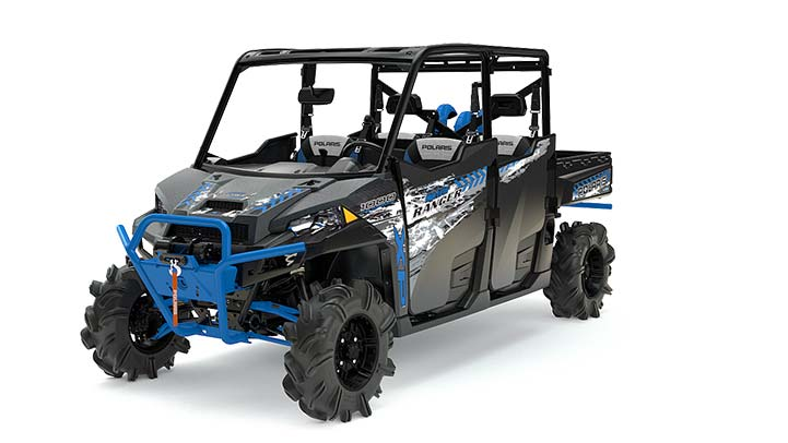 2017 Polaris Ranger Crew XP 1000 EPS High Lifter Edition in Utica, New York